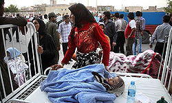 Photo of Number of Injured People in Saturday Quake Rises to 4,500