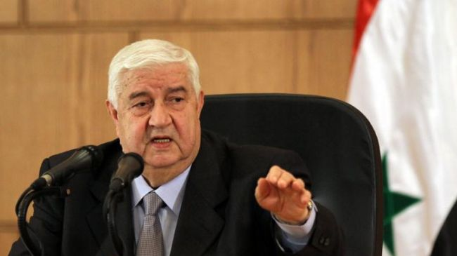 Photo of US main architect of plot against Syria: Muallem
