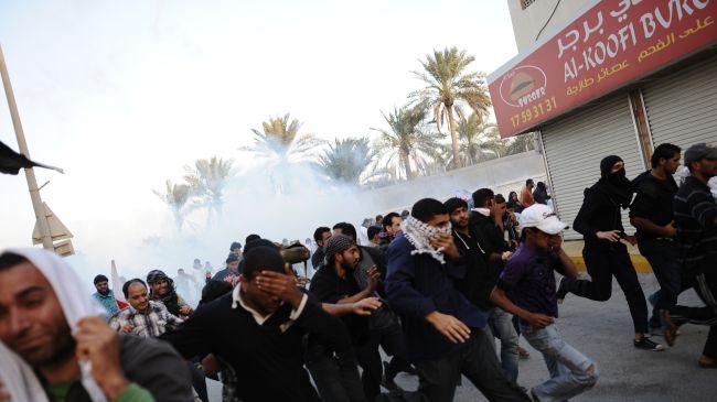 Photo of Saudi-backed Brutal Bahrain forces strike anti-regime rallies