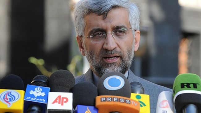 Photo of Iran has proof of US admitting to terrorists presence in Syria: Jalili