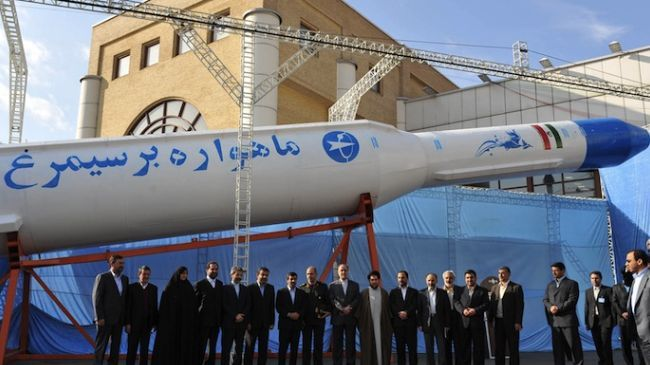 Photo of Iran to launch indigenous Simorgh satellite carrier