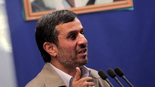 Photo of Quds Day will remove the Zionist black stain: Ahmadinejad