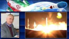 Photo of Iran announces launch of two significant space projects