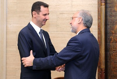 Photo of Assad to Salehi: Current Battle Targets Resistance as Whole, Not Only Syria