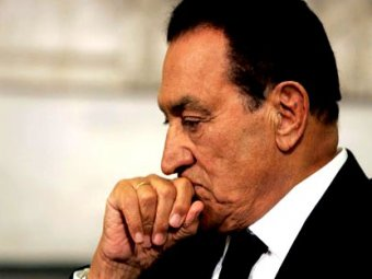 Photo of Ousted Egyptian dictator Mubarak never had a stroke