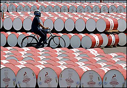 Photo of Sanctions failed:Iranian oil selling at $115 on European markets