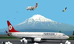 Photo of Turkish Airlines Transfering Al-Qaeda terrorists from Pakistan to Syrian Borders