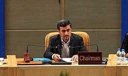 Photo of Ahmadinejad to Clarify Iran's Position on Int'l Issues at UN Meeting