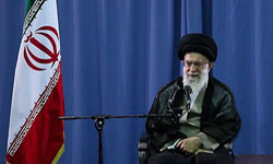 Photo of The Leader of Islamic Ummah and Oppressed People Imam Sayyed Ali Khamenei Urges Muslims to Condemn Enemies of Prophet in Hajj