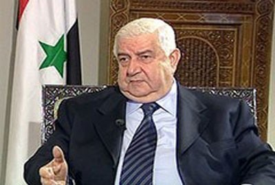 Photo of Al-Moallem: Syria Welcomes Iraq's Proposal… Mikdad: Turkey Plays Destructive Role in Syria