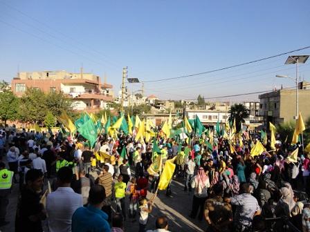 Photo of Protests Renew Allegiance to Prophet Mohammad in Lebanon