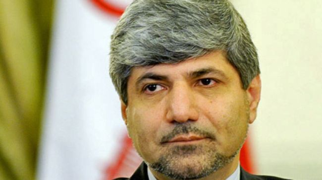 Photo of MKO supporters attack Iran's Foreign Ministry spokesman in New York