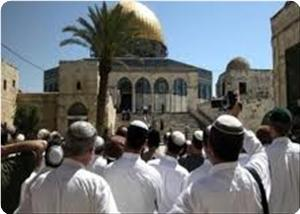 Photo of Quiet Judaization steps in Aqsa Mosque