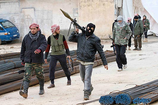 Photo of Terrorists conduct acts of sabotage, kill civilians in Syria