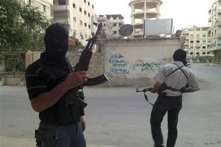 Photo of Apaydin Refugee(!) Camp in Hatay Dedicated to Training Terrorists and Sending Them to Syria