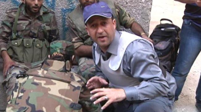 Photo of Press TV, Al-Alam Damascus bureau chief injured in Damascus