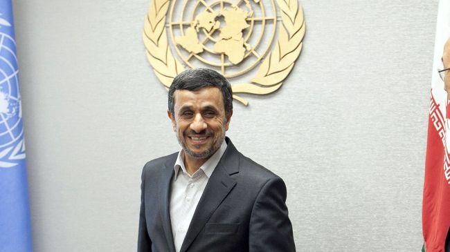 Photo of Ahmadinejad renews calls for restructuring of UN