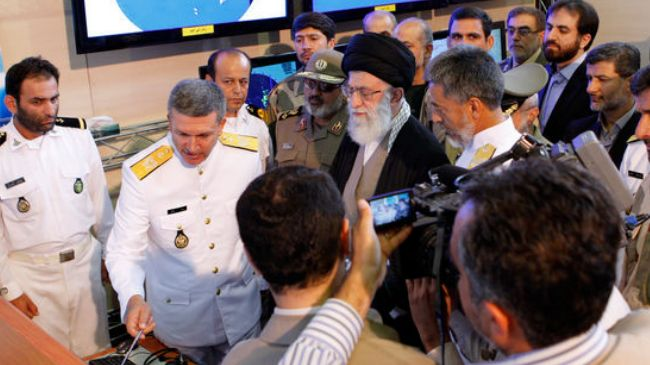 Photo of Leader of Ummah calls for enhancement of Iran's military might