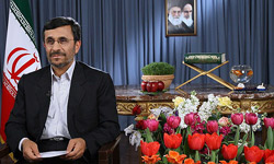 Photo of Ahmadinejad: Free Elections Only Way to Settle Syrian Crisis