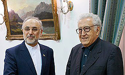 Photo of Iran's FM, UN Envoy Confer on Ceasefire in Syria