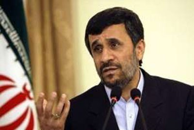 Photo of Ahmadinejad: Solving Crisis in Syria Is Through National Understanding among Syrians