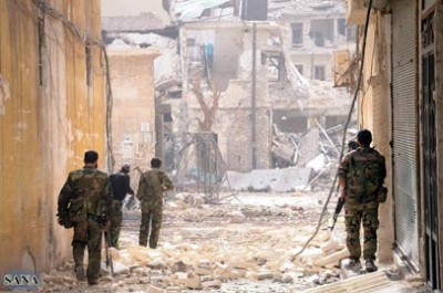 Photo of Syrian Armed Forces Target Terrorists in Aleppo, Foil Terrorists' Infiltration Attempts from Lebanon