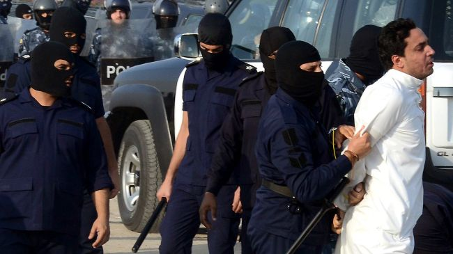 Photo of 4 wounded, 6 arrested in demo clashes in Kuwait