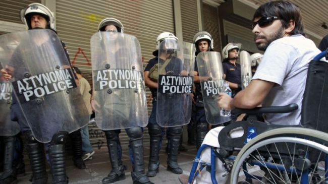 Photo of European Awakening: Greeks protest as Athens pushes for austerity deal with lenders