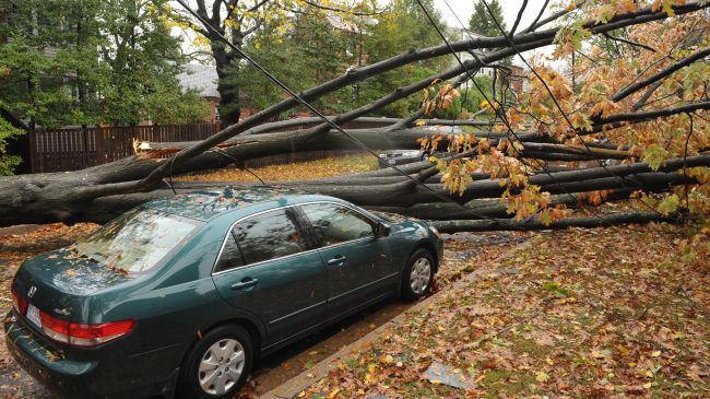 Photo of Superstorm Sandy kills at least 38 in US