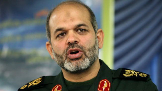 Photo of Iran ready to offer assistance to Iraq Armed Forces: Vahidi