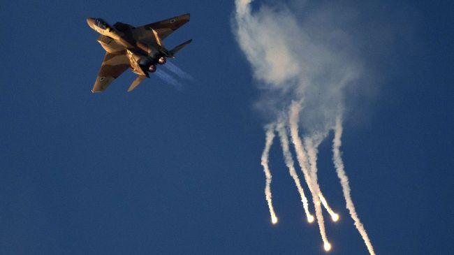 Photo of zionist Israeli regime grounds all warplanes