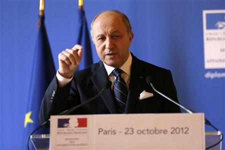 Photo of France Foreign minister Fabius: Hamas Middle range Missles from Iran