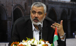 Photo of Hamas Leader: Israel Trying to Block Media Coverage of Zionists' Crimes in Gaza
