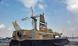 Photo of Iran Equips Navy with New Hovercrafts