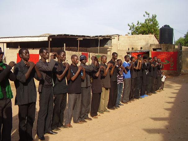 Photo of Photo- Ashura Mourning in Potiskum, Kano