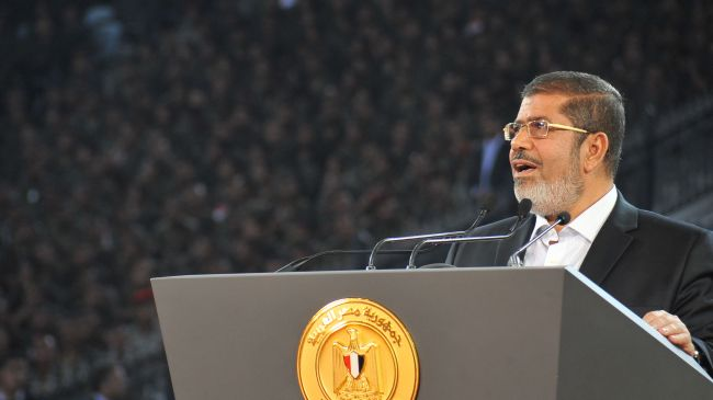 Photo of Power decree will be overturned when new constitution is in place: Morsi