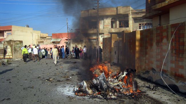 Photo of Bombings kill over 30 Muslims, injure nearly 100 in Iraq