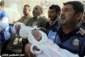 Photo of Children topmost target of Baby Killer Israeli attacks on Gaza