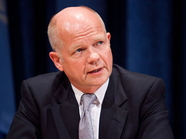 """Photo of Hague: """"Israel"""" to Lose Int'l Support in Case of Gaza Invasion"""