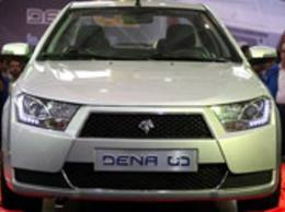 Photo of First Iranian diesel car to hit market by March 2015