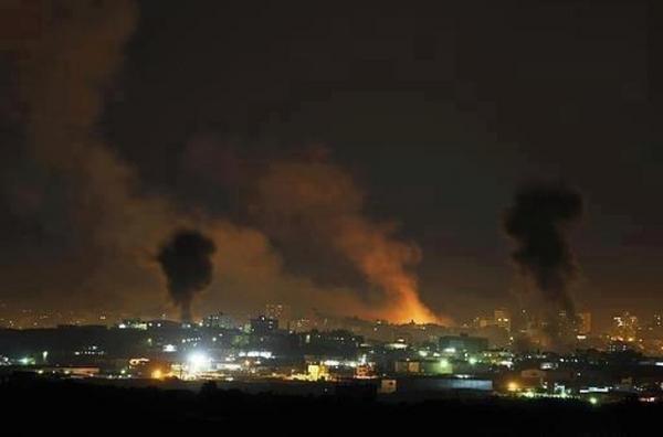 Photo of Israel launches fresh airstrike on northern Gaza Strip