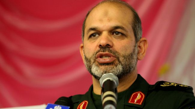 Photo of Iran defense minister: Palestinian victory shamed US, Europe leaders