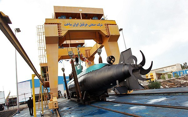 Photo of Photo- The Fear of Blasphemy Bloc Islamic Iran Navy Might and Destroyers
