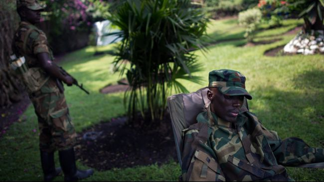 Photo of M23 rebels agree to leave city in eastern DRC