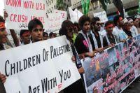 Photo of Pakistanis stage anti-Zionist rally