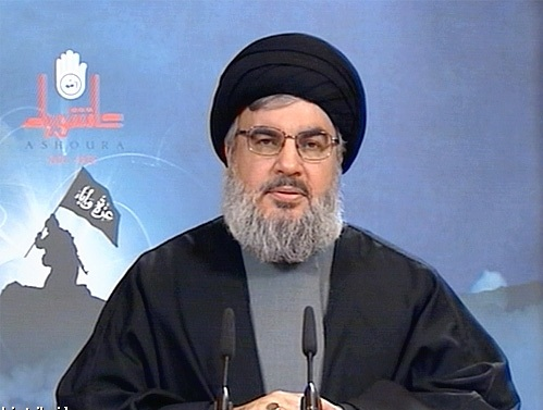 Photo of Sayyed Nasrallah: This is not only the battle of Gaza but of all of us