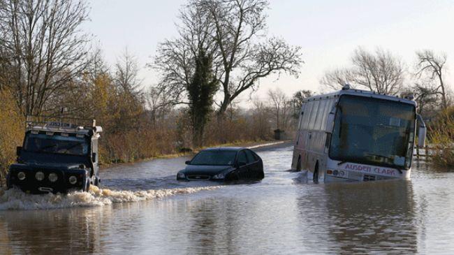 Photo of UK flood: 4 killed, 800 homes hit so far