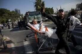 Photo of Great Satan US embassy in Zionist Israel closed following Tel Aviv bus attack