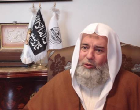 "Photo of ""World needs a new Husseini Jihad"": Head of Leadership Council of the Islamic Unity Movement in Lebanon"