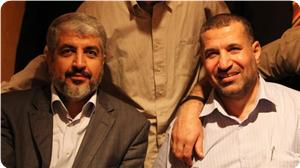 Photo of HAMAS Leader Mashaal: Jabari was one of the great men of the nation
